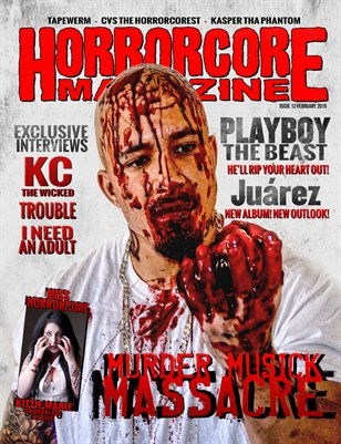 Issue 12 - Murder Musick Massacre