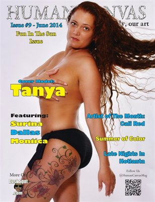 Issue #9 - Tanya/Surina