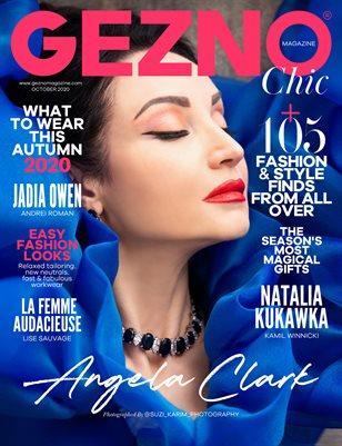 GEZNO Magazine October 2020 Issue #05