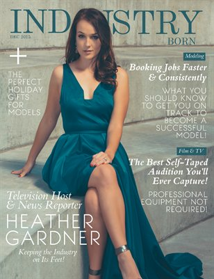 Industry Born Magazine - Heather Gardner (Dec 2015)