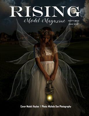 Rising Model Magazine Issue #47