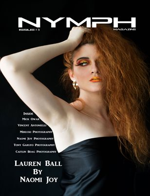 NYMPH MAGAZINE Issue 3