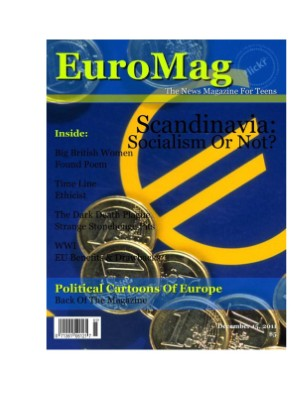 EuroMag by Jose, Claara, and Adrian