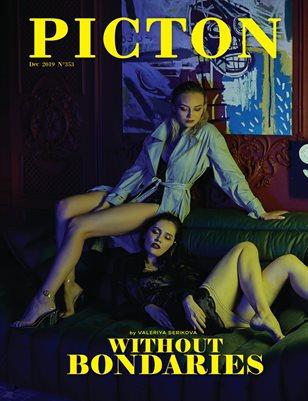 Picton Magazine December 2019 N353 Cover 1