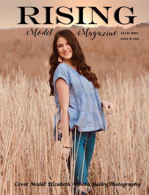 Rising Model Magazine Issue #195