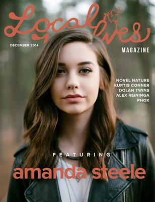 ISSUE 20 - AMANDA STEELE