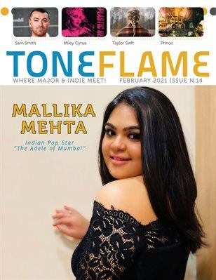 ToneFlame Magazine February 2021