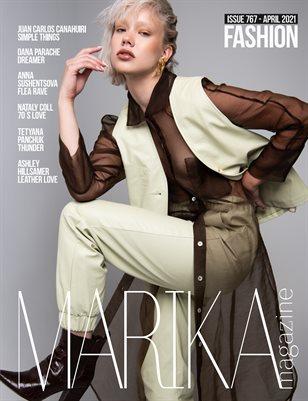 MARIKA MAGAZINE FASHION (ISSUE 767 - APRIL)