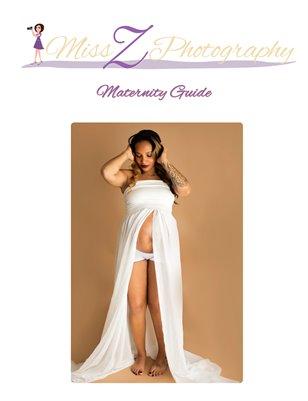 Maternity Brochure