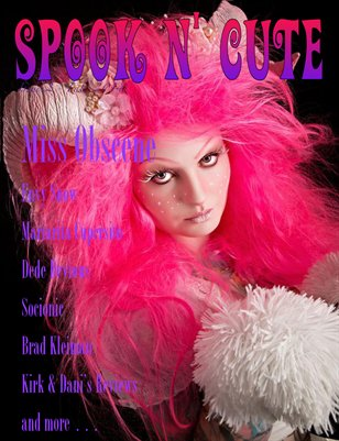 Spook & Cute - Issue 2 - Fall 2014