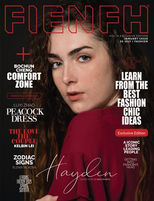 13 Fienfh Magazine January Issue 2021