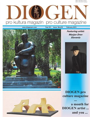 DIOGEN pro art magazine No 55_ February 2015