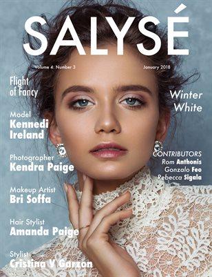 SALYSÉ Magazine | Vol 4:No 3 | January 2018 |