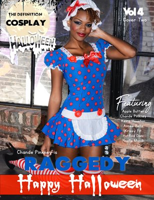 TDM Cosplay : Chande Pinkney Halloween 2020 Vol.4 Cover 2