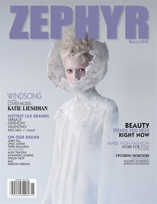 ZEPHYR Magazine - Mar. 2014 [Issue #17]