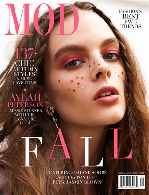 MOD Magazine: Fall 2017 Issue (Cover #2 of 3)
