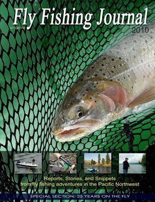 Fly Fishing Journal 2010
