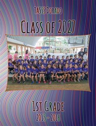 1st Grade 2015-2016