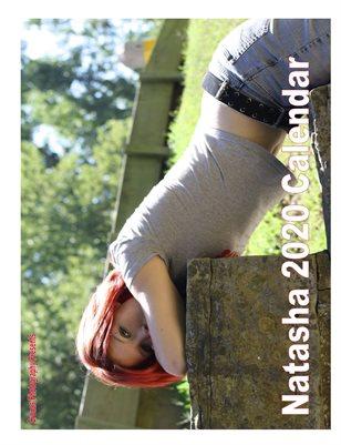 2020 Natasha Calendar