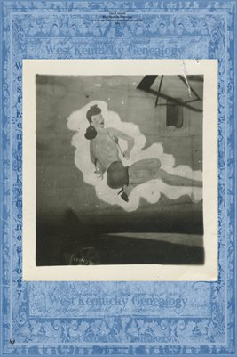 WORLD WAR 2 AIRCRAFT NOSE ART, CARL HAMILTON COLLECTION3