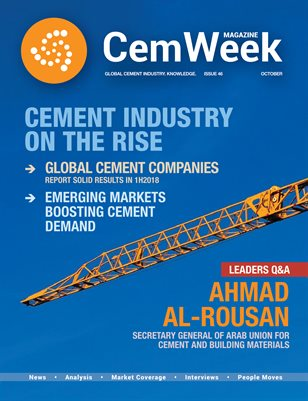 CemWeek Magazine #46: October 2018