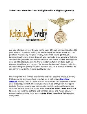 Christian Jewelry Company