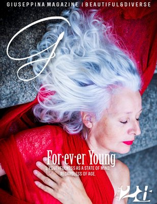 ISSUE #28: FOREVER YOUNG (cover 2)