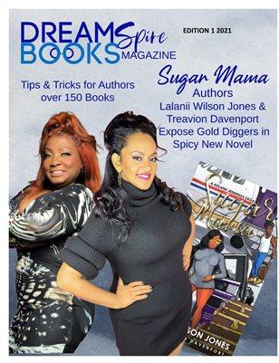 DreamSpire Books Magazine Issue 1