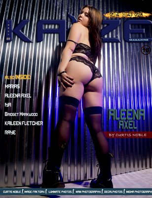 Kayze Magazine issue 22 (ALEENA)
