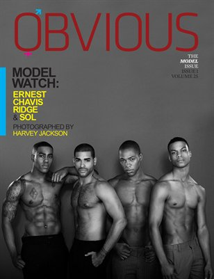 MODEL ISSUE | NEW FACES #2