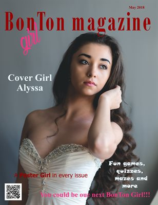 Bonton magazine May Issue 2018