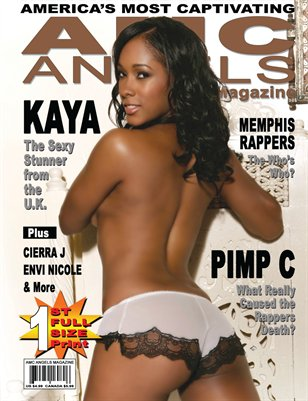 AMC Angels Magazine Vol. 5