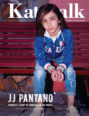 Katwalk Fashion Magazine, Issue 33 March 2021