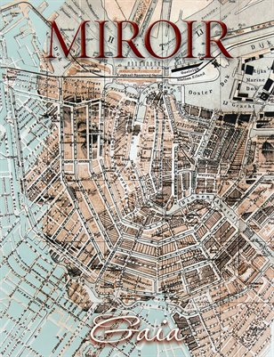 MIROIR MAGAZINE • Gaia • Ed Fairburn