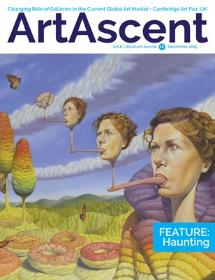 ArtAscent V16 Haunting December 2015