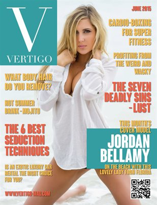 Vertigo Magazine - June 2015