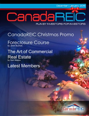 Canada REIC Magazine Dec 2014/Jan 2015