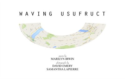 Marilyn Irwin, David Emery, and Samantha Lapierre - waving usufruct