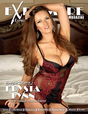 Exprimere Magazine Issue 001 Ft Krysta Lynn
