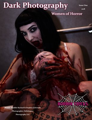 Dark Photography Women of Horror Issue 1