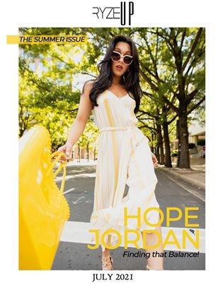 Ryze-Up Magazine July 2021