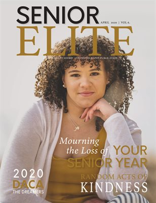 Senior Elite Magazine | Vol. 6 | April 2020