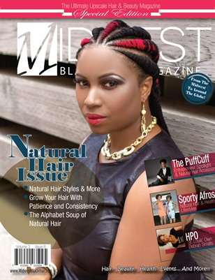 August 2014- Midwest Black Hair Magazine
