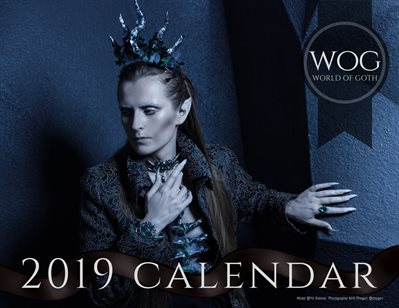 World Of Goth 2019 Calendar
