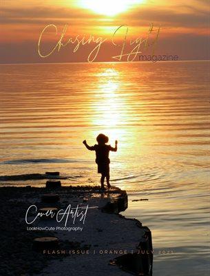 Chasing Light | Flash Issue | Orange