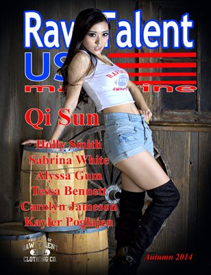 Raw Talent USA Autumn 2014