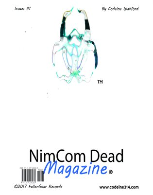 Nimcom Dead Vol.1, Issue: 01