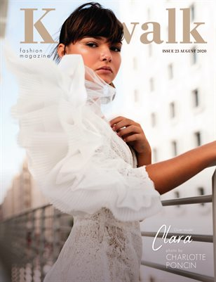 Katwalk Fashion Magazine Issue 23, August 2020.