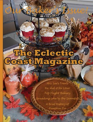 The Eclectic Coast Holiday Issue