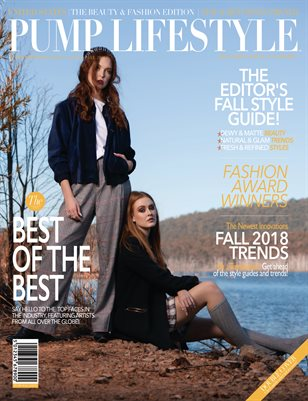 PUMP Lifestyle - The Beauty & Fashion Edition | November 2018 | V.II